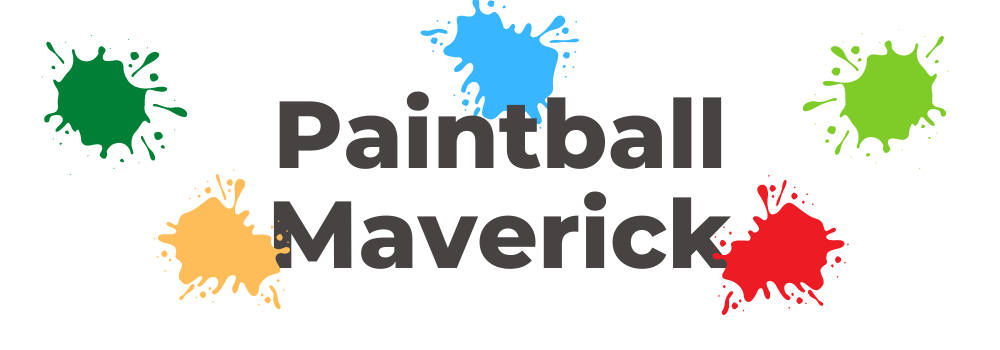 Paintball Maverick Header Logo
